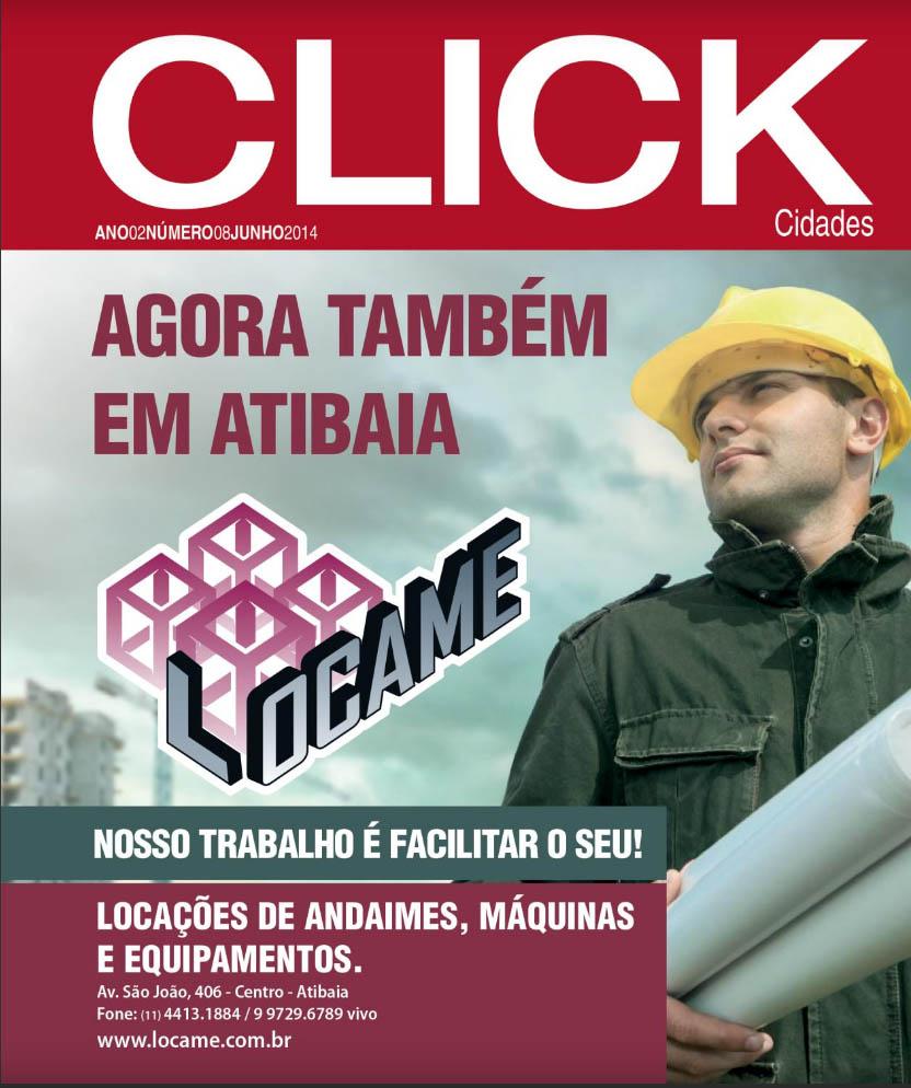 Jornal Click Cidades edição 8