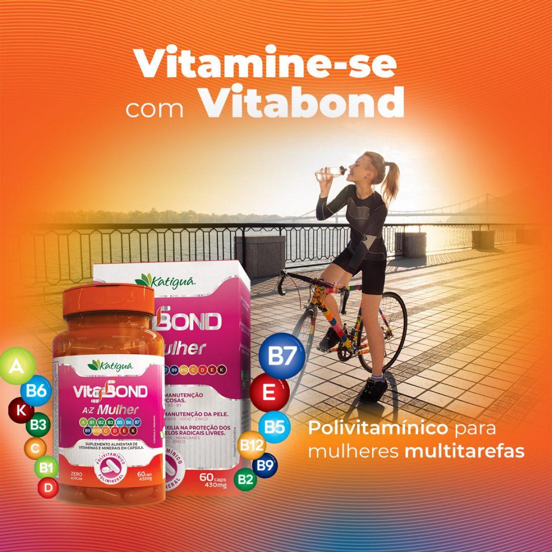 Lançamento Vitabond – Katiguá
